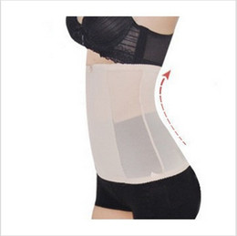 Wholesale Invisible Tummy Trimmers - Wholesale- Unisex Invisible Belt Tummy Trimmer Slimming Waist Clincher Boy Shaper Girdle Body Slimming Waistband