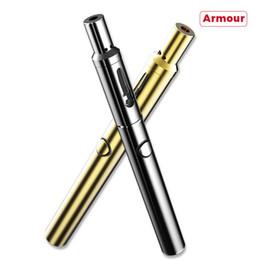 Wholesale Valves Glass - Original Smiss Armour Oil Cartridges Atomizer Adjustable Air Valve 0.5ml CE3 Gold O Pen 1.5ohm Borosilicate Glass