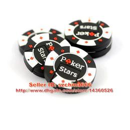 Argentina Capacidad Real Poker Stars Casino Chip USB Flash Pen Drive 8GB 4GB Memory Stick 1GB 2GB 16GB Pulgar Pendrive U Disco Regalo Creativo Suministro