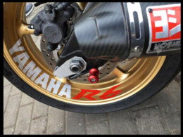 Wholesale Cheap Carbon Fiber Wheels - Big Brand Motorcycle Wheel Sticker Decal Reflective Rim Bike Motorcycle Suitable,Motorcycle Rim Sticker Cheap rim 8700
