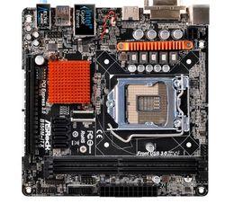 Wholesale Mini Itx I7 - For ASRock B150M-ITX Desktop Motherboard B150 LGA 1151 For i3 i5 i7 DDR4 32G SATA3 USB3.0 DVI HDMI Mini-ITX