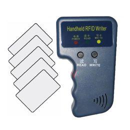 Wholesale Card Duplicator - 13.56MHz IC Mifare1 S50 UID Code Reader Writer Copier Duplicator + Free 5 UID Rewrie Cards Free Shipping