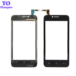 touchscreen digitizer glass replacement Promo Codes - Touch Screen Digitizer Panel For Huawei Y560 CL00 Y5C Y560-CL00 Front Outer Glass Touchscreen Sensor Replacement