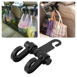 Cintre de sac portable en Ligne-Attache de voiture délicate auto Clip Portable Seat véhicule cintre sac à main organisateur titulaire crochet nouveau