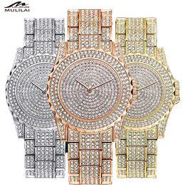 Wholesale Gem Stars - MLL foreign trade outbreak Geneva luxury jeep diamond gem star watch manufacturer wholesale new quartz watch stainless steel men and women u