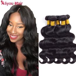 Wholesale Malaysian Remy Hair Sale - 8A Brazilian Indian Peruvian Malaysian Mongolian Virgin Remy Human Hair Body Wave,100% Human Weave Bundles Factory Sale Qualified 5pcs lot