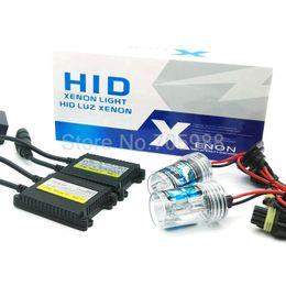 Wholesale H7 Hid Bulb Dc - DC 35W 12V H7 HID Fast Start Xenon Bulb Headlight Xenon Conversion Kit Headlamp H1 H3 H7 H8 H9 H11 HB4 9005 9006