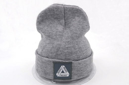 Wholesale Asap Beanie Hats - i like pablo Palace Wooly Skateboards beanie ian connor gosha Jay-z asap rocky winter beanie knitted skullies vogue Ski beanies drake hats