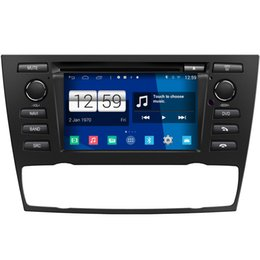 Wholesale Bmw Android Radio - Winca S160 Android 4.4 System Car DVD GPS Headunit Sat Nav for BMW E90 E91 E92 E93 2005 - 2012 with Wifi   3G Host Radio Video
