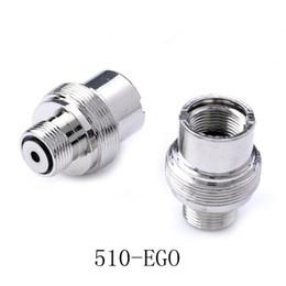 510 à l'adaptateur EGo Adaptateur E Cigarette 510 batterie à l'adaptateur à filetage eGo Adaptateur eGo-510 Convertisseur Cigarette électronique ? partir de fabricateur