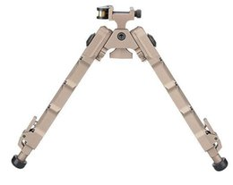 Wholesale Quick Tan - Aluminum SR5 tripod Quick Detach SR-5 Bipod fit 20mm picatinny rail for rifle scope Tan