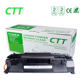 Wholesale Toner For Hp Laserjet - CTT Toner Cartridge CE505A 05A 280A Compatible For HP LaserJet P2030 P2035 P2035N P2050 P2050D P2055DN P2055X