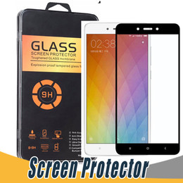 Wholesale Tempered Glass For Coolpad - Carbon Fiber Tempered Glass Screen Protector Full Cover Soft Edge Film For Coolpad 360 N5 N4 N4S N4A Q5 Plus Oneplus 1 5 Huawei Honor 9 V9