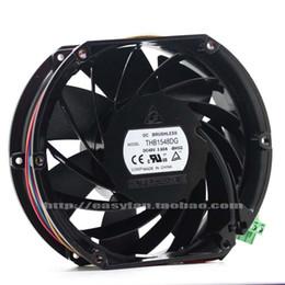 Wholesale Cooler 15cm - New Original THB1548DG 48V 3.60A 15CM industrial communication Cooling fan