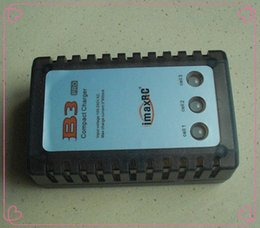 Wholesale Max Helicopter Rc - RC Parts IMAX B3 AC Compact Charger Max Charge Current 3*800mA LIPO