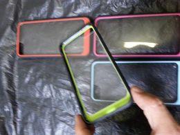 Wholesale Blue Green Beetle - For Iphone 7 Plus I7 7PLUS 6 6S SE 5 5S 4 4G 4S Supcase Unicorn Beetle Frame TPU PC Case Hybrid Clear Acrylic Shockproof Skin Cover 100pcs