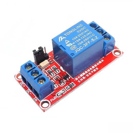 Wholesale Isolation Relays - 1 relay module, with the decoupling isolation support, support high and low level trigger all the way to the extended plate 5V