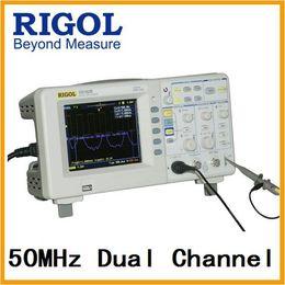 Oscilloscope Rigol DS1052E 50 MHz vendu avec des sondes passives pour oscilloscope RP2200 ? partir de fabricateur