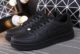 Wholesale Air Drilling - Hot New Top high Quality Men and Women New All White Casual Shoes and black with Air drill size 36-44 Free shipping