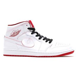 Wholesale Restore Suede - 2016 new retro 1 women to restore ancient ways high boots cheaper white sport basketball shoes size 5.8-8.5