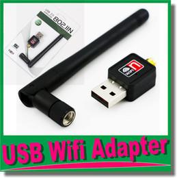 150 Mbps USB WiFi Adaptörü Anten Wlan Kart Masaüstü Kablosuz Ağ Adaptörleri LAN Ağ Kartı 2db Anten Bilgisayar Yazılım Sürücü OM-CH9 nereden wifi usb sürücüsü tedarikçiler