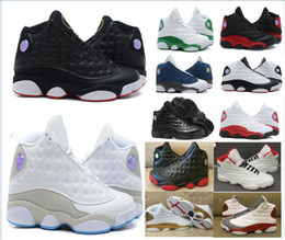 Wholesale Cheap Shoes For Winter - Top Quality Wholesale Cheap NEW Retro 13 13s mens basketball shoes sneakers women Sports trainers running shoes for men designer Size 5.5-13