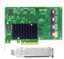 Wholesale Hosting Servers - 9201-16i PCI Express HBA Card 16-Port SATA SAS Host Bus Adapter 6Gb s for Server