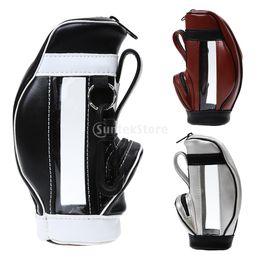 2019 bolsas de golf al por mayor Bolsa de golf al por mayor-Bolsillo pequeño bolsa de la bolsa de la bolsa de la cintura Dos bolsillos con gancho bolsas de golf al por mayor baratos