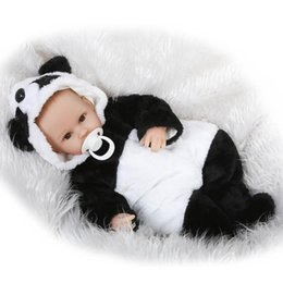 Wholesale Cheap Real Dolls For Sale - Hot Sale 42cm Cute Little Baby Boys Dolls Real Life Silicone Reborn Baby Doll For kids Gifts Cheap Reborn Baby Dolls For Sale