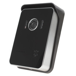 Wholesale Intelligent Doorbell - Fashion Waterproof WIFI Visual Doorbell Door Phone Intercom Support motion detection, intelligent body inductionWith infrared night vision