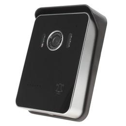 Wholesale Intelligent Wireless Doorbell - Fashion Waterproof WIFI Visual Doorbell Door Phone Intercom Support motion detection, intelligent body inductionWith infrared night vision