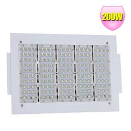 водонепроницаемый IP65 высокой мощности 200 Вт привело бензоколонки Освещение SMD3030 чипов Светодиодный свет Canopy для бензоколонки от