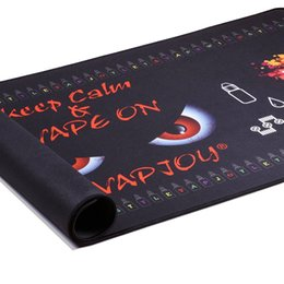 VAPJOY VAPE BUILD MAT Wire Building Pad Vaping lungo strumento fai da te Workbench Worktable 80cm * 40cm per Display Box Mod Rda RBA Bobina Jig da