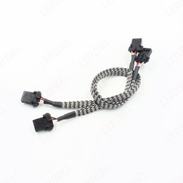 Wholesale Universal Harness - HID Xenon D1S D1R D1C D3S D3R D3C Ballast to bulbs Extension Wire Harness Power Adaptor Cable Cord connector D1 D3
