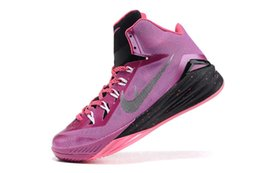 Wholesale Hight Heels Boots - Top Quality Hyperdunk 2014 XDR Hight Cut Retro Classic Basketball Shoes Mens Sneakers Trainers Man Authentic Sport Shoe Size EU40-44