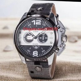Wholesale Silver Mountain Water - New outdoor mountain climbing quartz men's watch DZ large strap belt GA100 calendar a variety of colors simple atmosphere