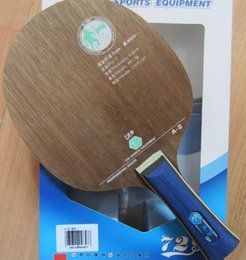 Wholesale Table Tennis Blade 729 - Wholesale-Original 729 A-2 A2 (A 2) table tennis blade off++ training blade beginner table tennis racket racquet sports paddles