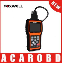 Wholesale Engine Abs Scan Tool - Universal Automotive Scanner Engine ABS Airbag Reset Foxwell NT414 Four System Diagnosis Scan Tool Cheap than Autel MD802