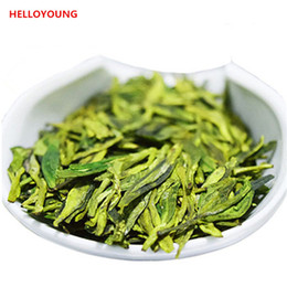 Wholesale Chinese Dragon Tea - C-LC009 Dragon Well 250g Chinese Longjing green tea the chinese green tea Long jing the China green tea for man and women health care
