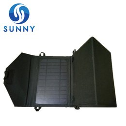 Wholesale Solar Charger Bag For Phone - 14W Portable Solar Charger USB Output Waterproof Solar Bag