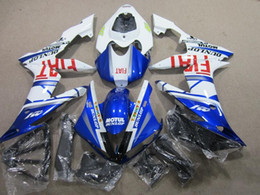 Wholesale Yamaha R1 Body - New ABS Fairing kit Body For YAMAHA YZF1000 YZFR1 04 05 06 YZF-R1000 YZF R 1 YZF 1000 YZF-R1 YZF R1 2004 2005 2006 blue red FIAT