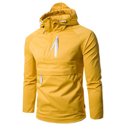 Wholesale Trendy European Fashion - Fashion New European And American Trendy Causal Coat For Men Autumn And Winter High Quality Jacket Wholesale Designer Jacket For Men