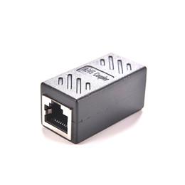 Canada Vente en gros - Vente Chaude Femelle à Femelle Réseau LAN Connecteur Adaptateur Coupleur Extender RJ45 Câble Ethernet Join Extension Converter Coupler cheap ethernet extender adapter Offre