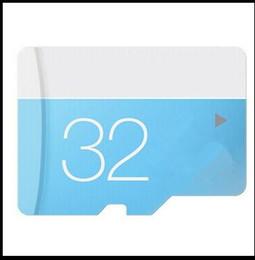 Wholesale 8gb Micro Sd Microsd - Class 10 EVO 16GB 32GB 64GB 128GB Micr SD Card MicroSD TF Memory Card C10 Flash SDHC SD Adapter SDXC White yellow Retail Package 2017 micro