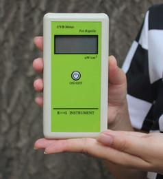 Medidor de UV de lâmpada de réptil, Radiômetro UVB, Radiômetro de UV, RGM-UVB, Radiômetro de