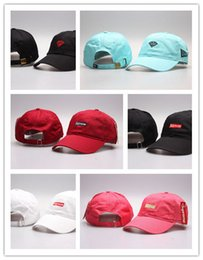 Wholesale Outdoor Summer Hats For Men - Cheap Brand Design Diamond Visor Hip Hip Snapback Hats For Men Summer Cotton Baseball Cap Outdoor Women Peaked Cap Sports Flat 6 panel Caps
