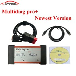 Wholesale Diag Box - Wholesale-Multidiag Pro + V2014.R2 With Keygen Same As Tcs CDP For Cars Trucks Multi Diag Pro Multi-Diag Pro without Bluetooth +Carton Box