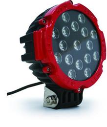 "Wholesale Lighting 51w Led Round - News 7"" Inch LED Off-road Light,51W LED Work Light,12V 24V Driving On Truck, Atv,4WD,Boat,Mining,Forklifts working led lamps"