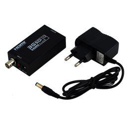 Wholesale Mini Camera 3g - MINI SD-SDI HD-SDI 3G-SDI to HDMI 1080P Converter 2.97Gbit Camera to TV Wholesale