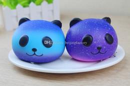 Canada New Panda Squishy Squishies Simulation Alimentaire Pour Porte-clés Chaîne de Téléphone Jouets Cadeaux Tous Genres De Style supplier pandas food Offre